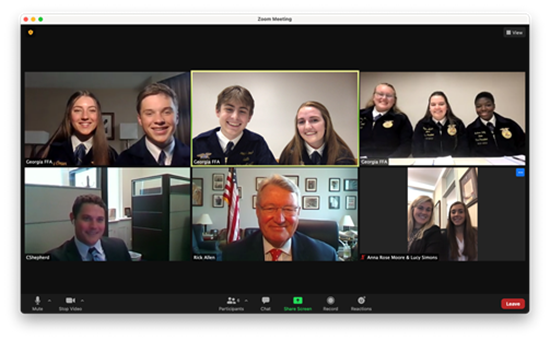 FFA State Officers