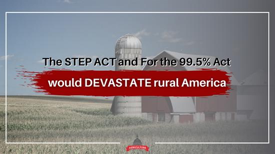 Dem Tax Bills Impact on Farmers