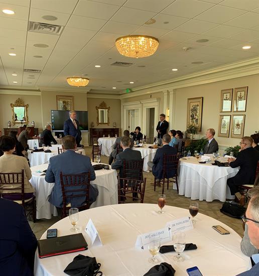 Leadership Augusta Exec Forum