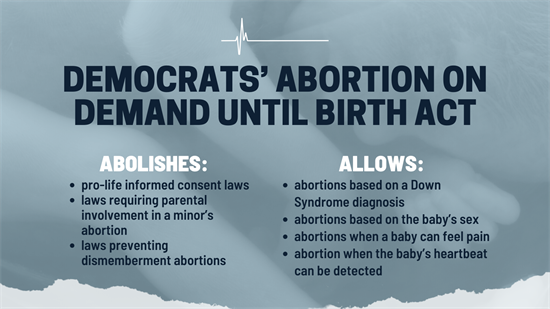 Abortion on Demand Act