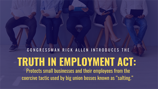 Truth in Employment Act